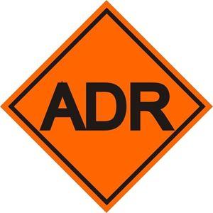 Logo za kategoriju ADR - Prijevoz opasnih tvari