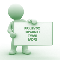 Slika Osposobljavanje za prijevoz opasnih tvari (ADR)