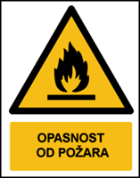 Picture of W021 - OPASNOST OD POŽARA (CS-OP-002)