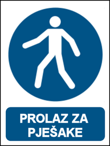 Picture of M024 - PROLAZ ZA PJEŠAKE (CS-OB-036)