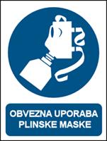 Picture of CS-OB-010 - OBVEZNA UPORABA PLINSKE MASKE