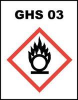 Slika GHS-03 - Oksidirajuće