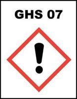Slika GHS-07 - Pozor (uskličnik)