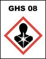 Slika GHS-08 - Opasno za zdravlje