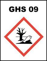 Slika GHS-09 - Opasno za okoliš