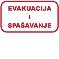 Picture of Osposobljavanje za provođenje evakuacije i spašavanje