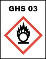 Picture of GHS - naljepnica 52x74 mm