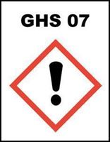 Picture of GHS - naljepnica 37x52 mm