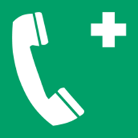 Slika E004 - TELEFON ZA HITNE POZIVE