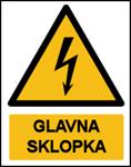 Picture of CS-OP-041 - GLAVNA SKLOPKA - naljepnica 50x60 mm