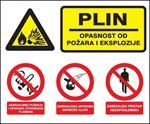 Picture of CS-INFO-064 - SKUPNA PLOČA ZA PLIN - PVC ploča 500x400 mm