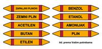 Slika CS-CJEVOVODI GRUPA 4 - ZAPALJIVI PLINOVI