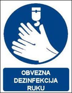 Picture of CS-OB-051 - OBVEZNA DEZINFEKCIJA RUKU