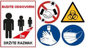 Logo za kategoriju COVID-19 - ZNAKOVI